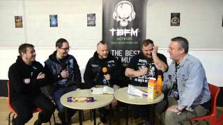 Line Of Fire Interview with TBFM Network at HRH United 2016