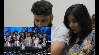 """Pakistani Reaction to The Kings Blow the Judges Away with """"Tattad Tattad"""" - World of Dance 2019"""