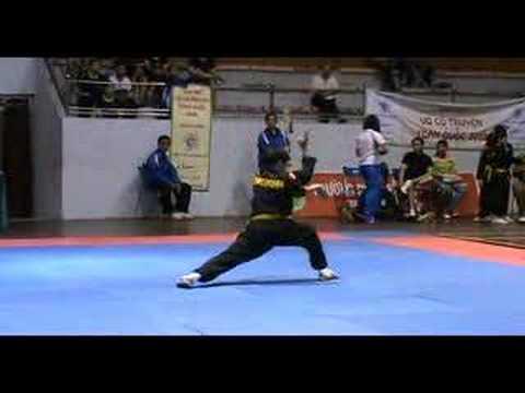 Ngoc Tran Quyen - Young - Vietnam Traditional Martial Arts