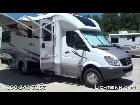 Lichtsinn.com - 2013 Winnebago View Profile 24G Motor Home Class C - Diesel