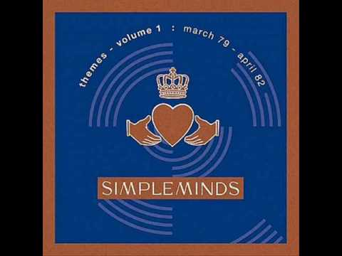 Simple Minds - Themes Vol 1 - theme 1 - Film Theme
