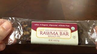 Rawma Bar Walnut Fig