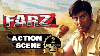 Best Bollywood Climax Action Scene | Farz | Hindi Movies | Bollywood Action Movies
