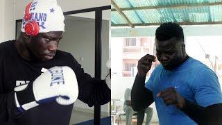 Lutte | Man Ak Yow - Boy Niang * Garga Mbossé