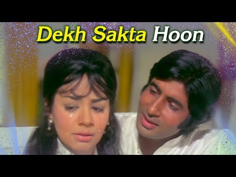 Dekh Sakta Hoon - Amitabh Bachchan - Farida Jalal - Majboor - Kishore - Hindi Song video