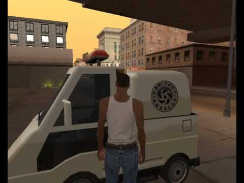 GTA SA - Film ITA - La triste vita di Carl Johnson
