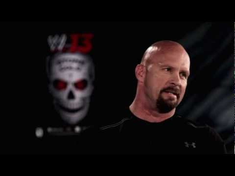 WWE 13 - Game Interview - CM Punk and Stone Cold Steve Austin