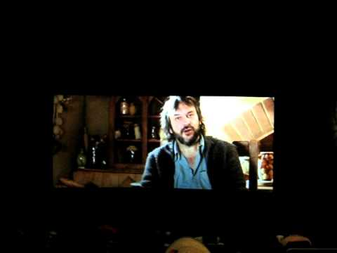 Peter Jackson's Introduction To The Two Towers