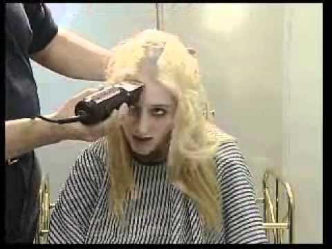 Download Woman Cuts Her Long Ponytail Off Then Shaves Her Head Videos ...