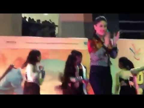 Kareena Kapoor & Imran Khan at Arabian Center in Dubai Part 1