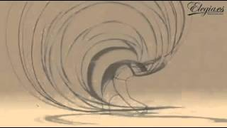 Oblivion de Astor Piazzolla / Animación Ryan Woodward