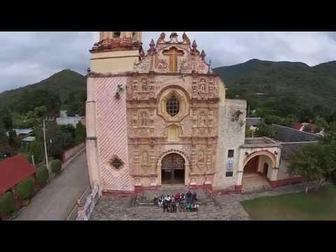 Mision Tancoyol Sierra Gorda Queretaro