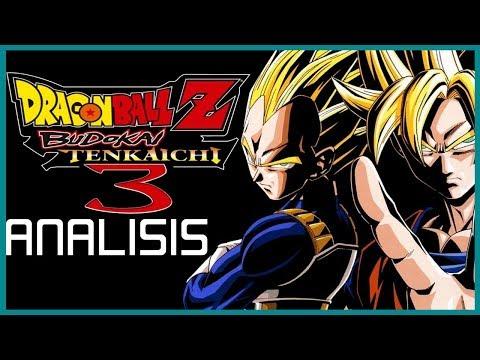 Wii Analisis Dragon Ball Z: Budokai Tenkaichi 3 (Loquendo)
