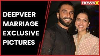 Newsx Exclusive Deepika Padukone & Ranveer Singh's wedding || viral video ||