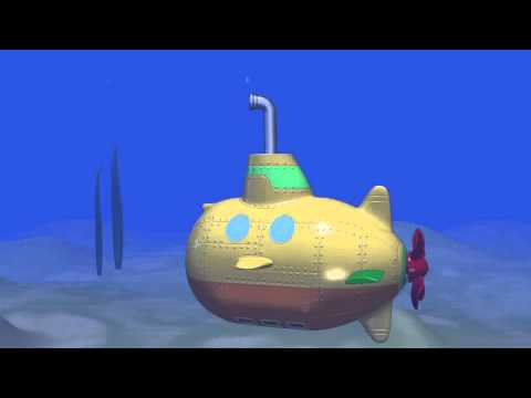 фото лодки из мультфильма