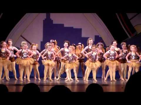 Tippy Toes School Of Dance Recital Opening Number - June 8, 2013 Show 7 video