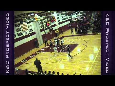 Shaundell Fishburne Basketball Highlight Video - 6'0