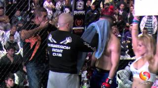MIX FIGHT EVENTS - GEVOR SARGSYAN vs ADRIAN BORRULL