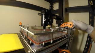 Using the Muve3D FlexVat With the Kudo3D Titan 1 DLP SLA 3D Printer
