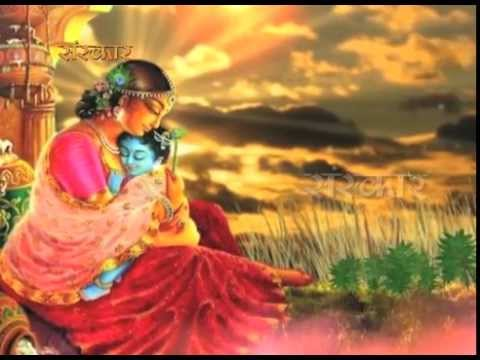 Krishna Palna Song ( Jasoda Hari ) | Sanskar Ke Bhajan Vol.1 | Priyanka video