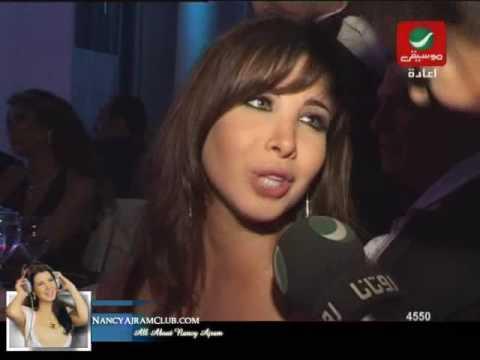 Nancy Ajram - In Anthony Bonja Wedding (rotana Akher El Akhbar) video