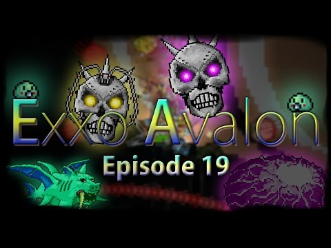 Terraria Exxo Avalon - Episode 19 - The End...Maybe...Probably