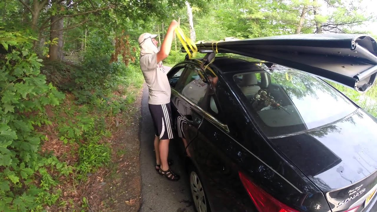 How to Get The Porta-bote on