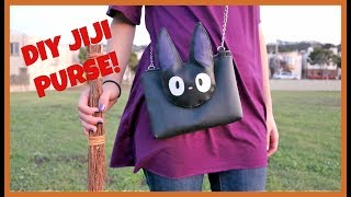 DIY Jiji Purse Kiki's Delivery Service| Crafty Amy