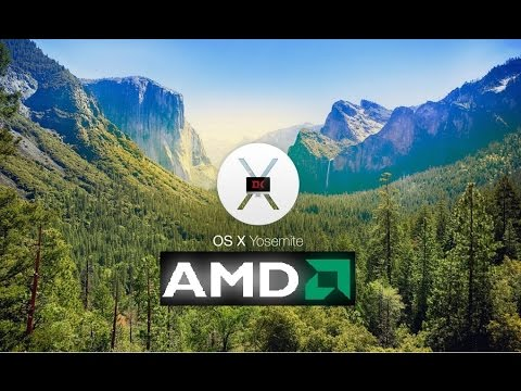 GUIDE Installing OS X Yosemite on an AMD PC