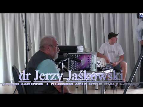 Dr Jerzy Jaśkowski. Temat: Szczepienia, Pola Elektromagnetyczne, Choroby Wiatrogenne