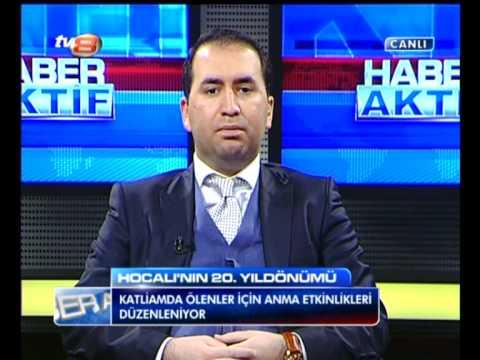 TV 8 -  Hocalı katliamı