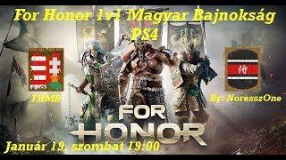 For Honor Magyar Bajnokság