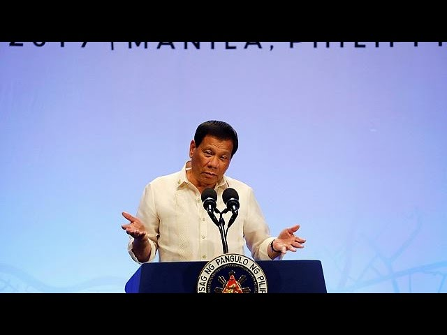 Duterte to Trump: Keep cool over North Korea