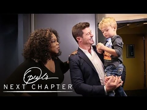 Why Robin Thicke Says His Son Has a Future in the Music Business - Oprah's Next Chapter - OWN