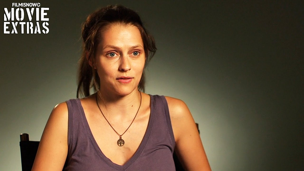 Triple 9 (2016) Behind The Scenes Movie Interview - Teresa Palmer
