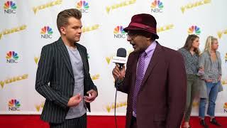 Download Lagu Britton Buchanan- The Voice Finale - Red Carpet Interview Gratis STAFABAND