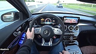 The New 2019/2020 MERCEDES C63 AMG S TEST DRIVE