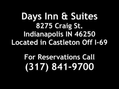 Indianapolis Hotel North Days Inn 317-841-9700