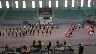 SDN MEXICO GLADI RESIK #2 - GRAND PRIX JUNIOR BAND XV 2016