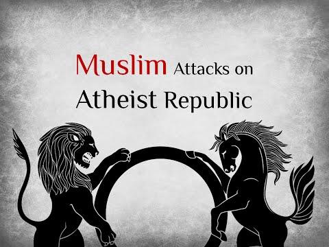 Atheist Republic Hangouts #32 - Topic: Muslim Attacks on Atheist Republic