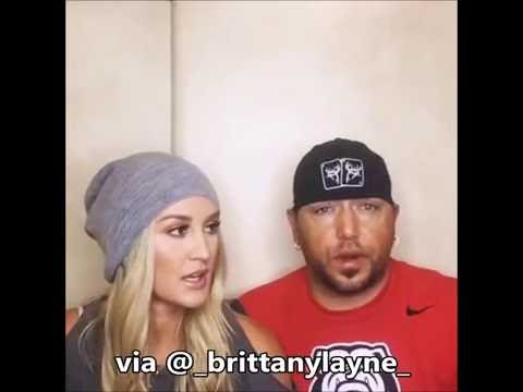 Jason Aldean and Wife Brittany Q & A