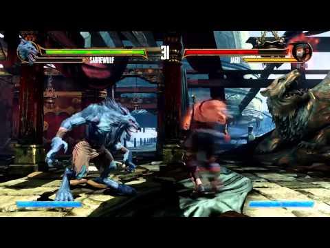Killer Instinct 84-Hit Ultra Combo - 720p 60 fps Gameplay
