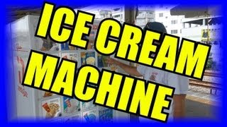 Ice Cream Vending Machine - Eric Meal Time #28