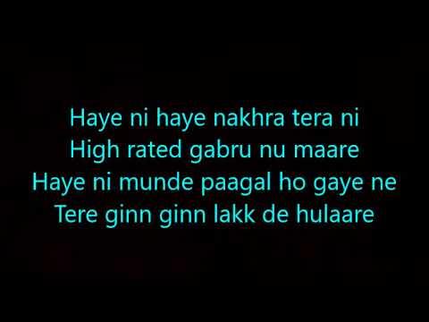 Download Lagu  high rated gabru s nawabzaade Mp3 Free