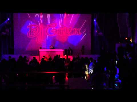 "DJ Carisma of Power 106 spins Lady Gaga ""Do What U Want"" Rick Ross Remix at Supperclub Hollywood"