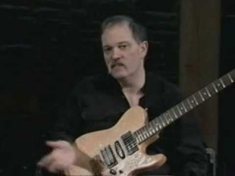 John Abercrombie - Jazz Guitar Improvisation 5