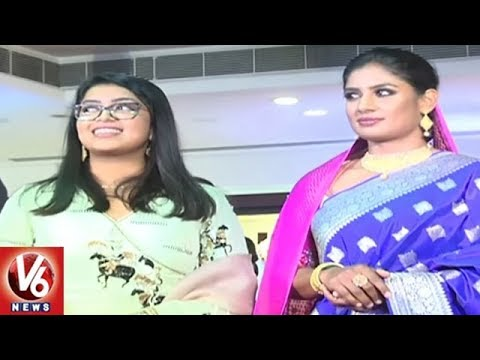 Mithali Raj Launches Latest Australian Diamond Jewellery In Joyalukkas | V6 News