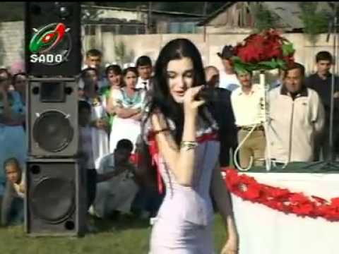Farzana khorshid...Tajik  Song  HD