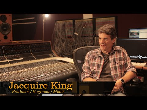 Producer/Engineer Jacquire King - Pensado's Place #183