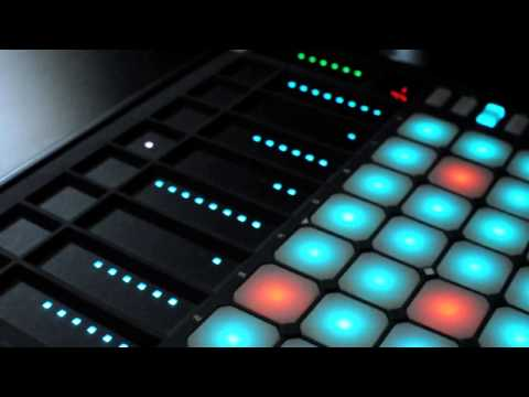 The BASE: Ableton Live midi controller